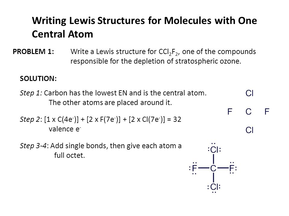 Write a single lewis structure for so2-2