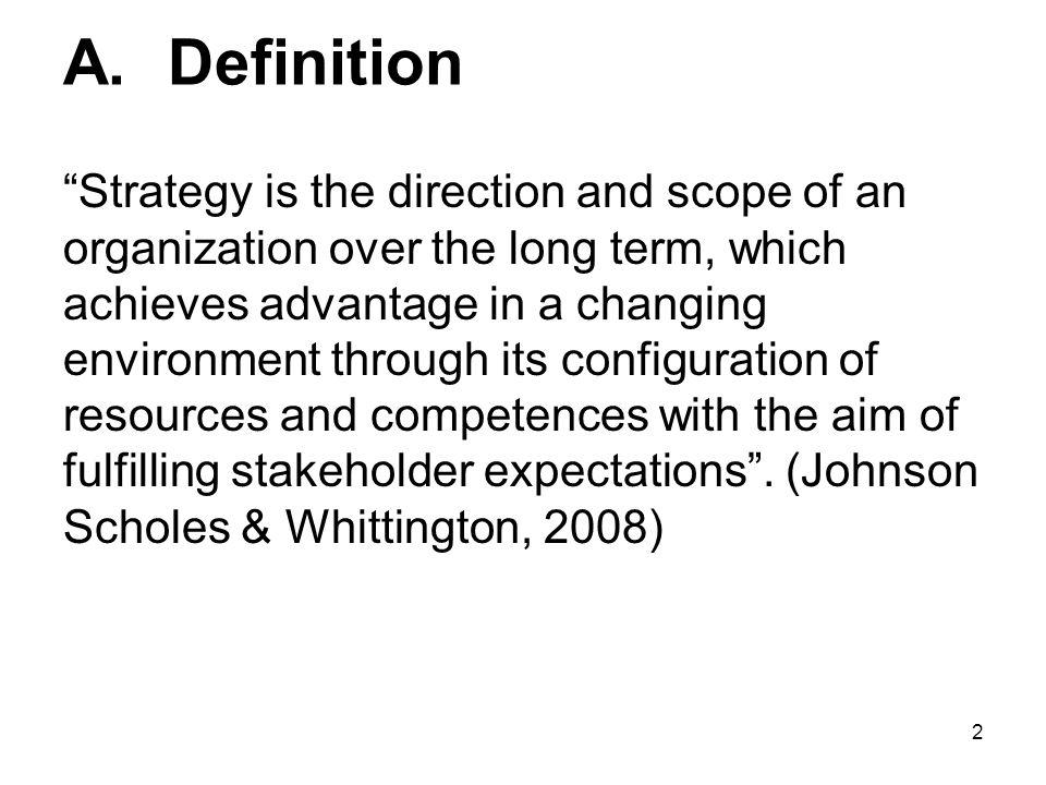 johnson scholes and whittington 2008 Gerry johnson kevan scholes richard whittington november 2007  with g  johnson and k scholes, exploring strategic change, 3rd edition, 2008 isbn:.