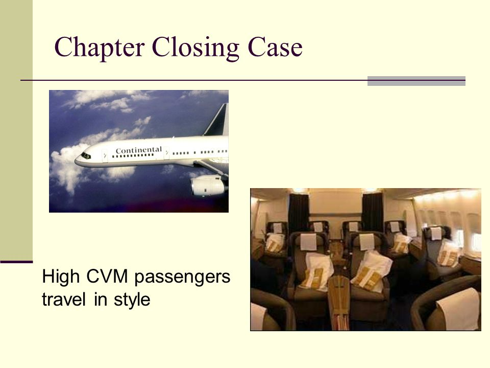 closing case chapter 4