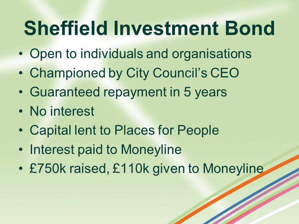 Sheffield Investment Bond