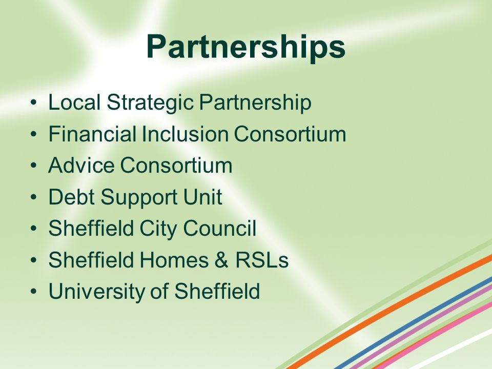 Partnerships Local Strategic Partnership