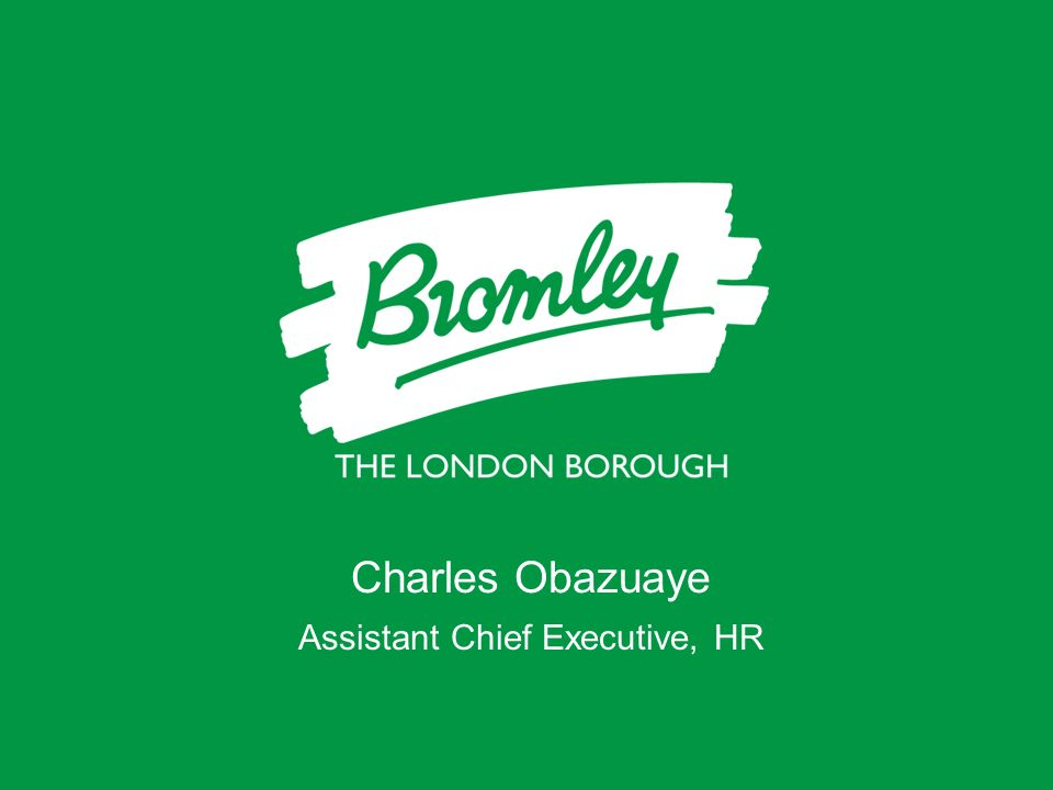 Assistant Chief Executive, HR
