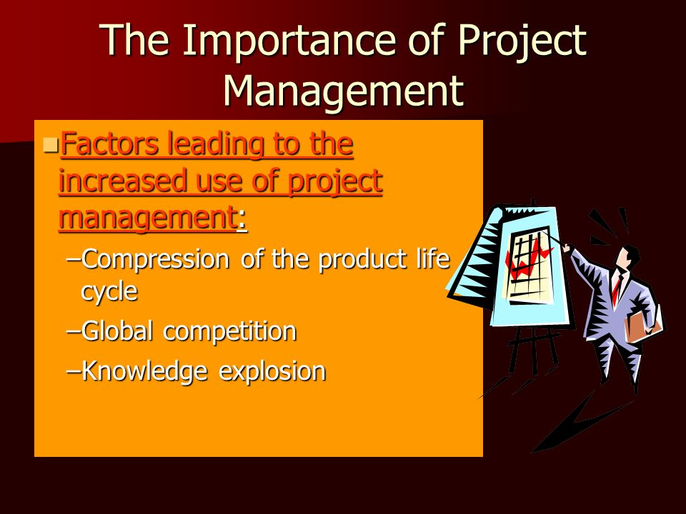 the significance of morale in the project management The significant role of the project manager in establishing and maintaining team morale paper presented at pmi® global congress 2011—north america, dallas, tx newtown square, pa: project management institute.