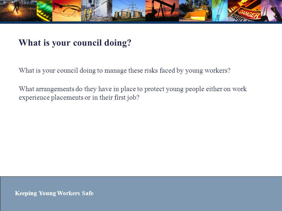 What is your council doing