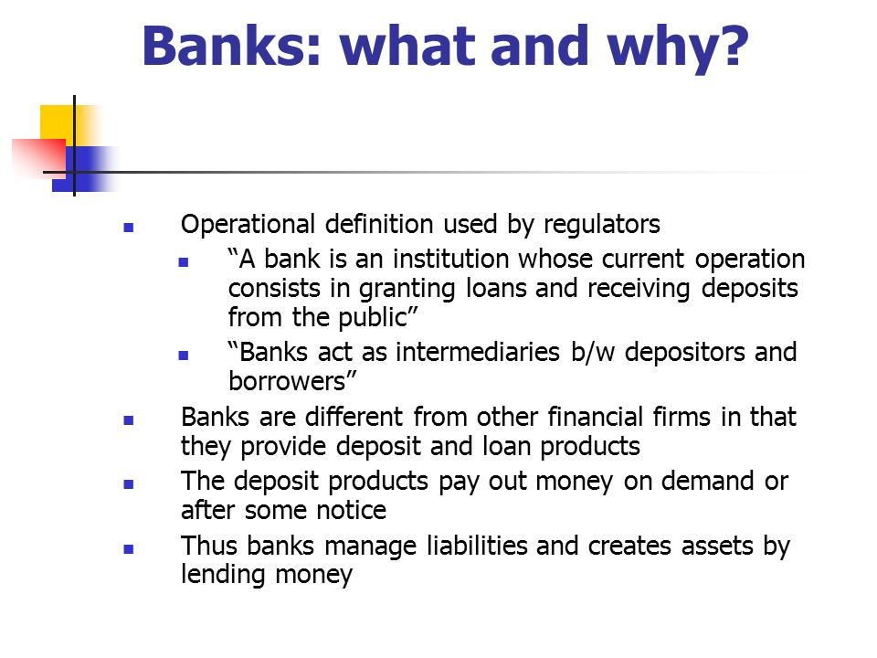 Economics of Banking and Money - ppt download
