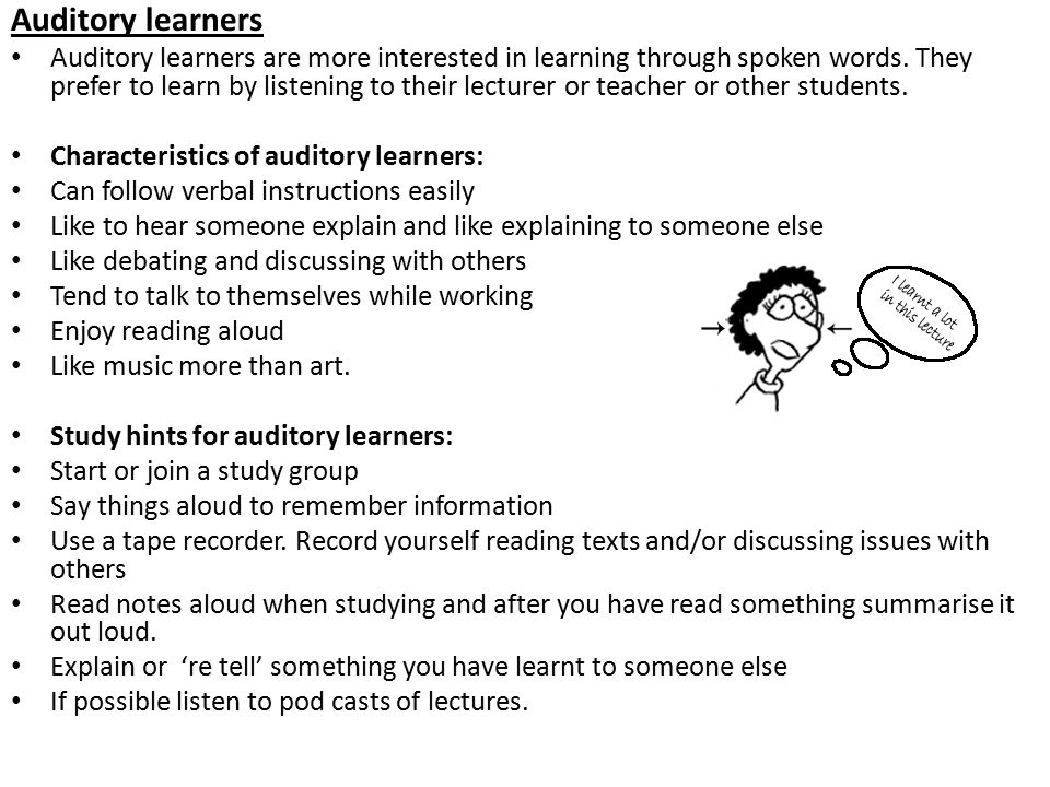 Learning Styles of Medical Students - Implications in ...