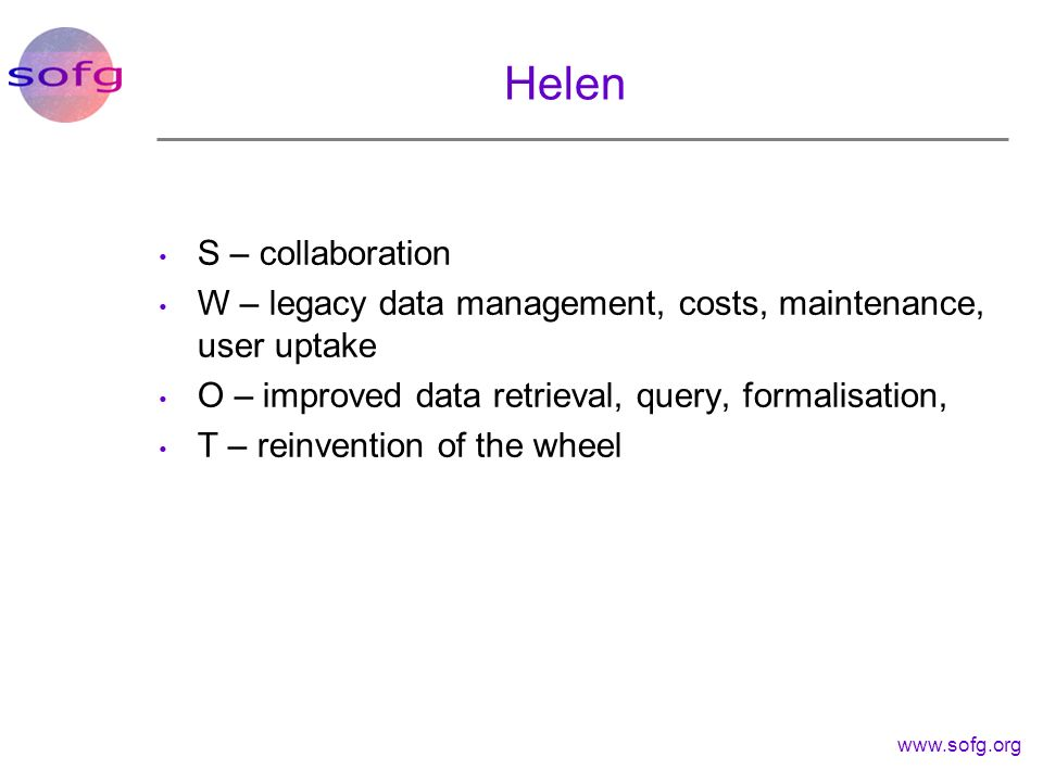 Helen S – collaboration