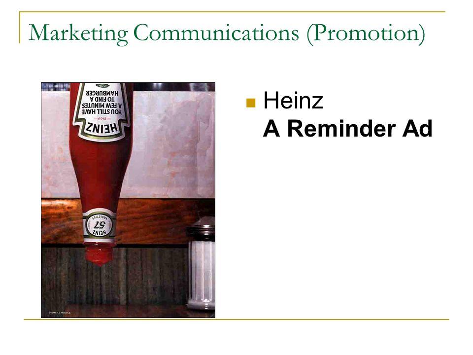 reminder advertising