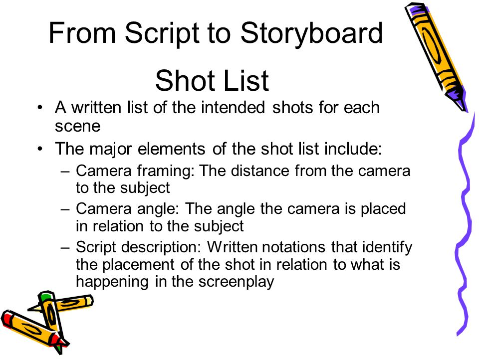 LetS Explore How To Storyboard  Ppt Video Online Download