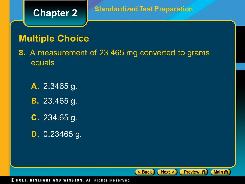 chapter 8 multiple choice answers Chapter 8 multiple-choice questions all but one of the following features characterizes desirable aspects of insurance arrangements  answers (b) and (c).