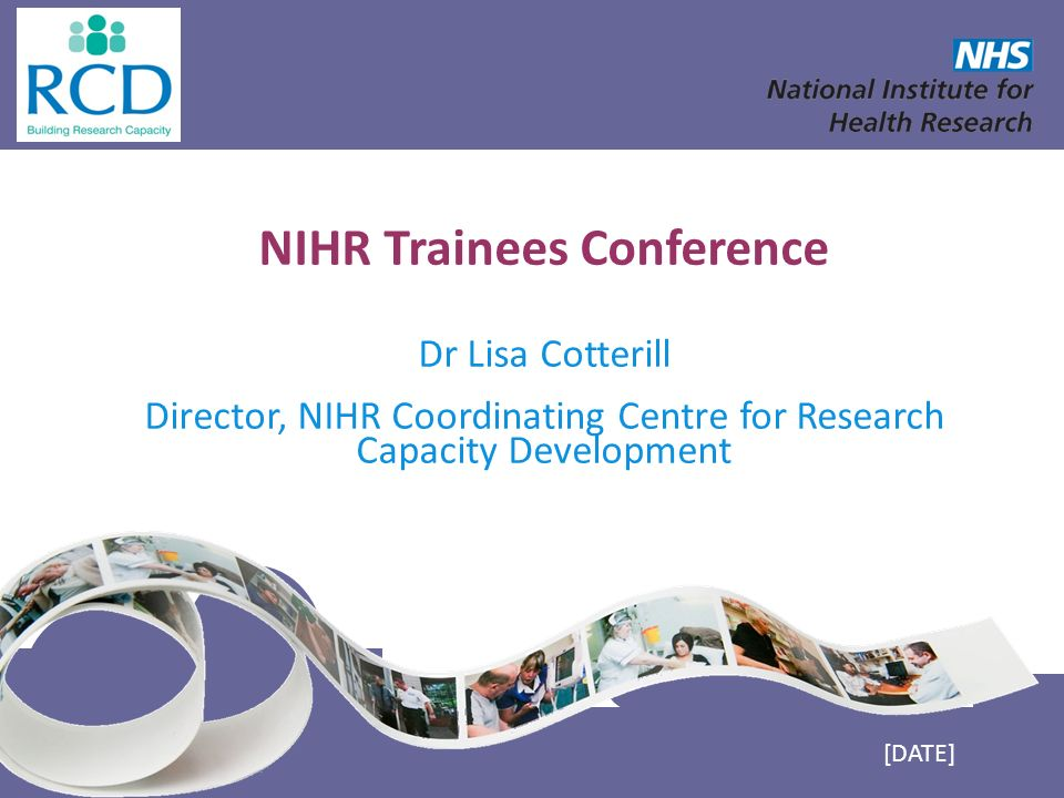 NIHR Trainees Conference