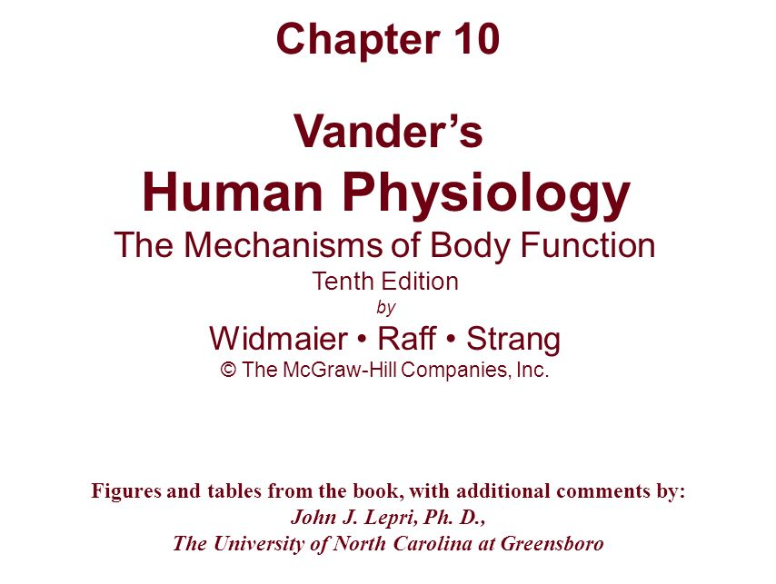 human physiology 9th edition pdf