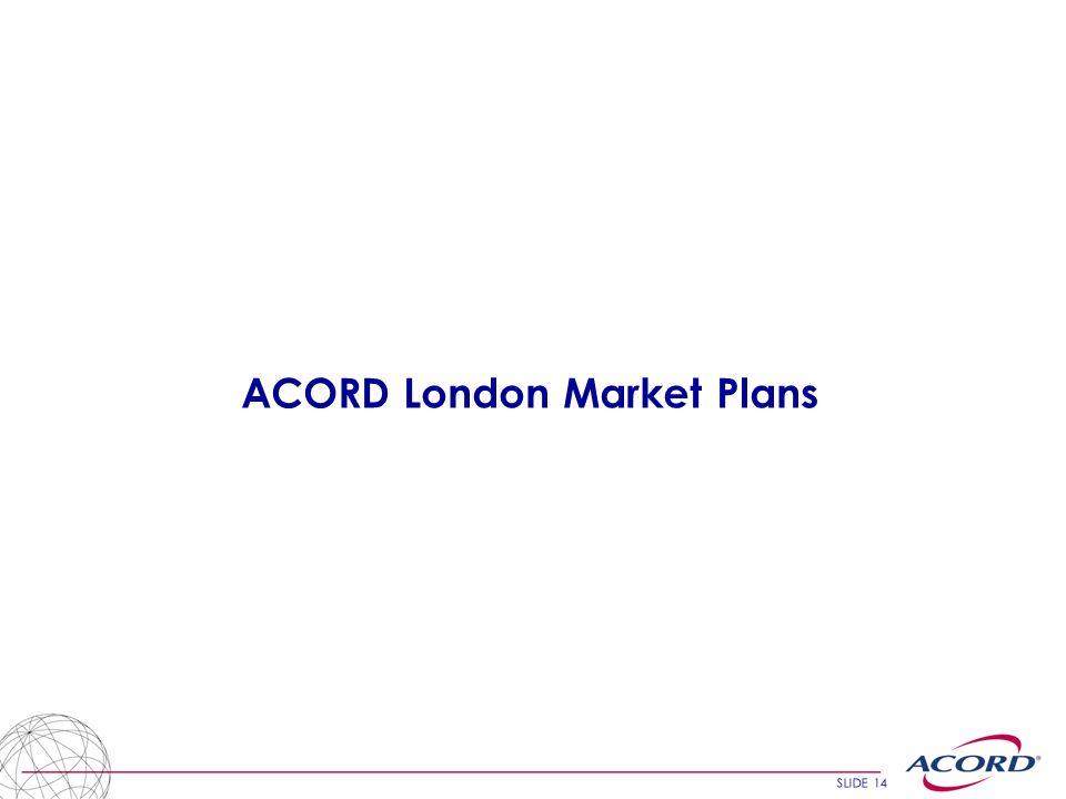 ACORD London Market Plans