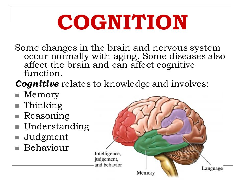 the role of cognition and affect These implications relate to the storage of affect, the role of affect in memory, and   zajonc's separate systems perspective of affect and cognition is based on.