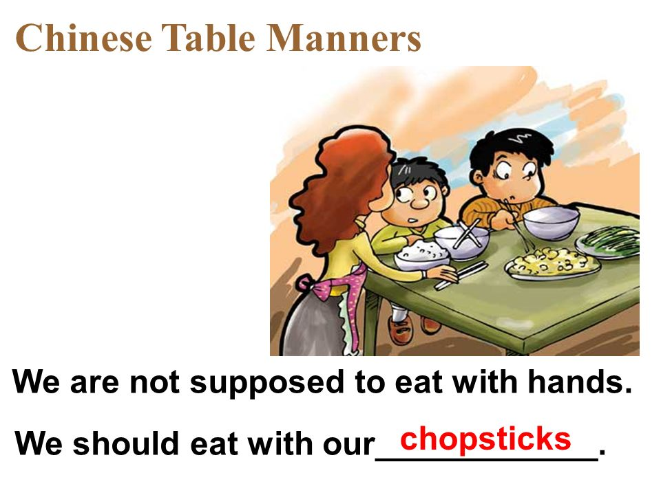 77 Chinese Table Manners Chinese Dining Etiquette