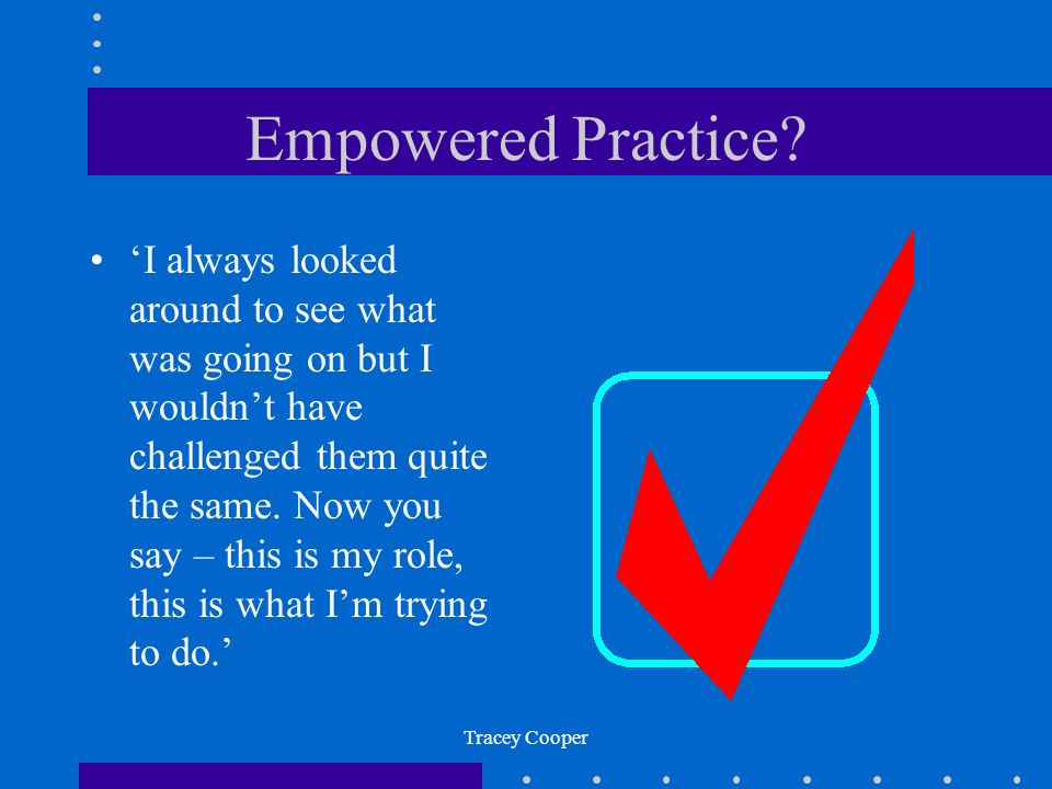 Empowered Practice
