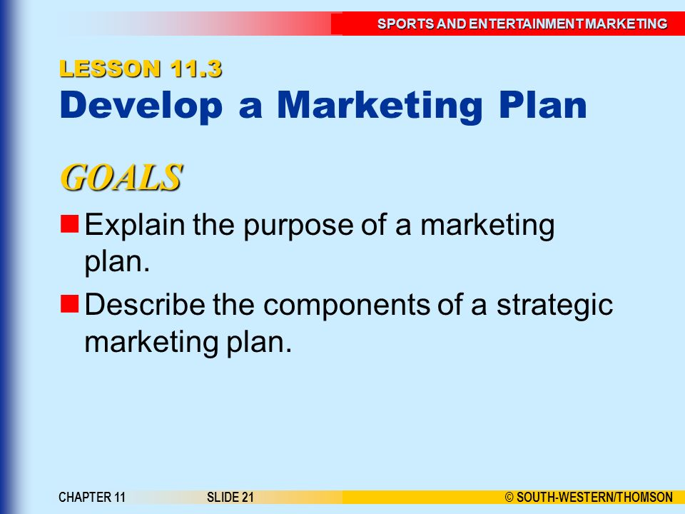 sonic marketing plan ch 11 Sub sequentially, factors that determine sonic's strategic group are based upon  market strategy and target market any smartphone competitor.