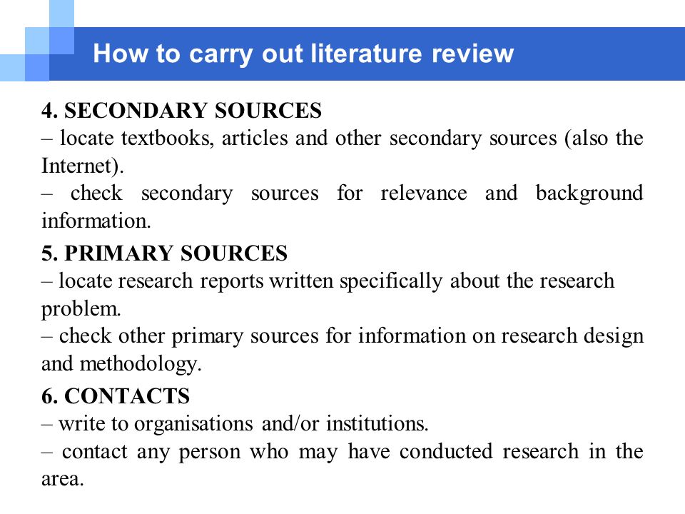 primary and secondary sources of literature review ppt Information literacy 11 primary & secondary sources information literacy: 11 primary & secondary sources primary, secondary, and tertiary literature.