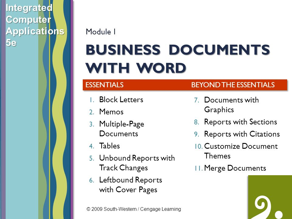 business documents with word - Business Documents