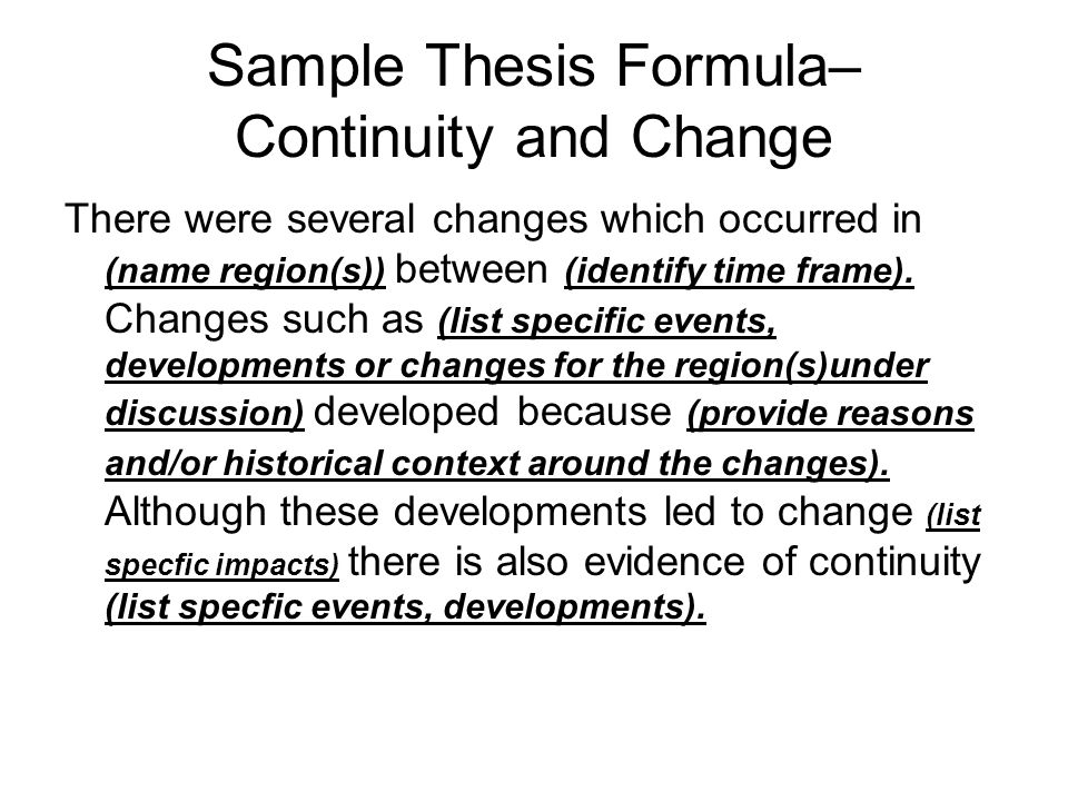 thesis formula although How to write a dbq essay four parts: analyzing the documents developing an argument drafting your essay revising your draft community q&a in the past, document based questions (dbq) were rarely found outside of ap history exams .