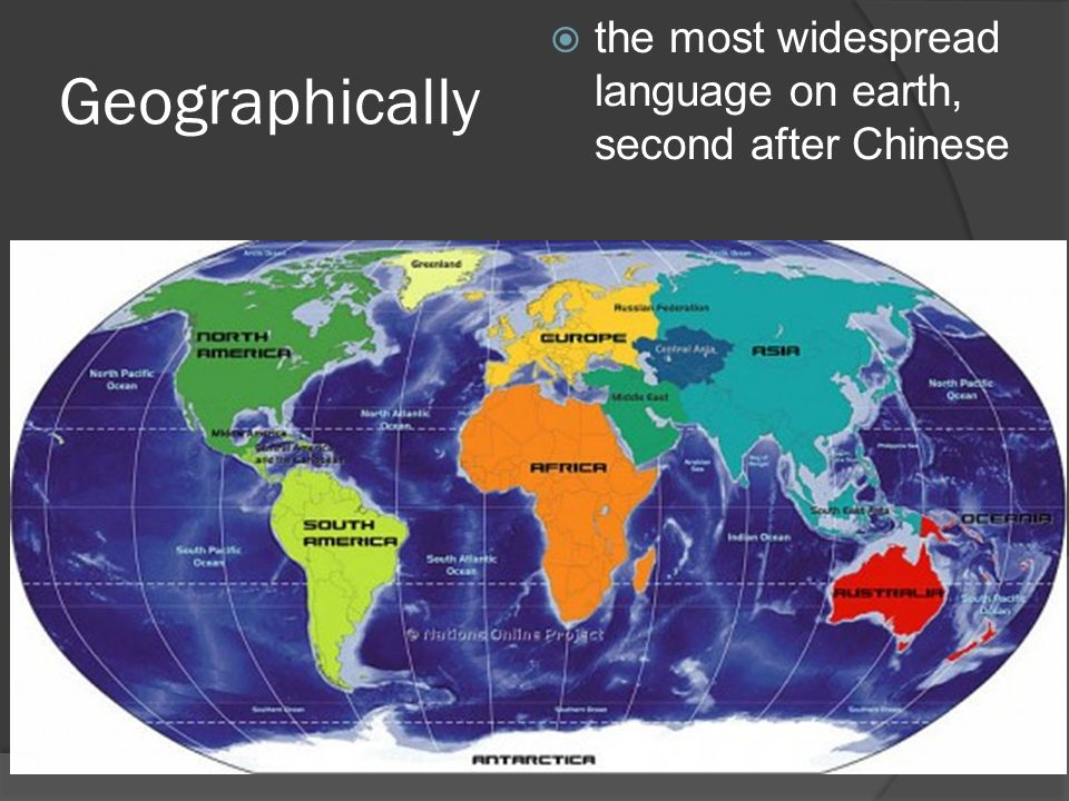 Learning Foreign Languages Ppt Video Online Download - Languages on earth