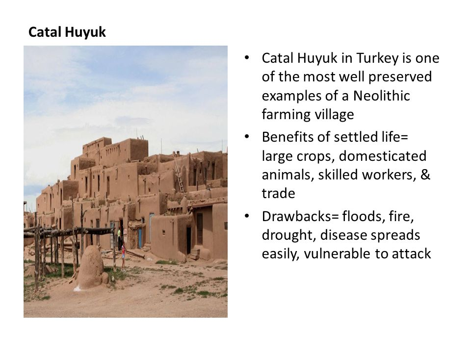 catal huyuk notes Introduction welcome to Çatalhöyük continue reading below to answer some of your questions about Çatalhöyük explore the website to learn even more about this.