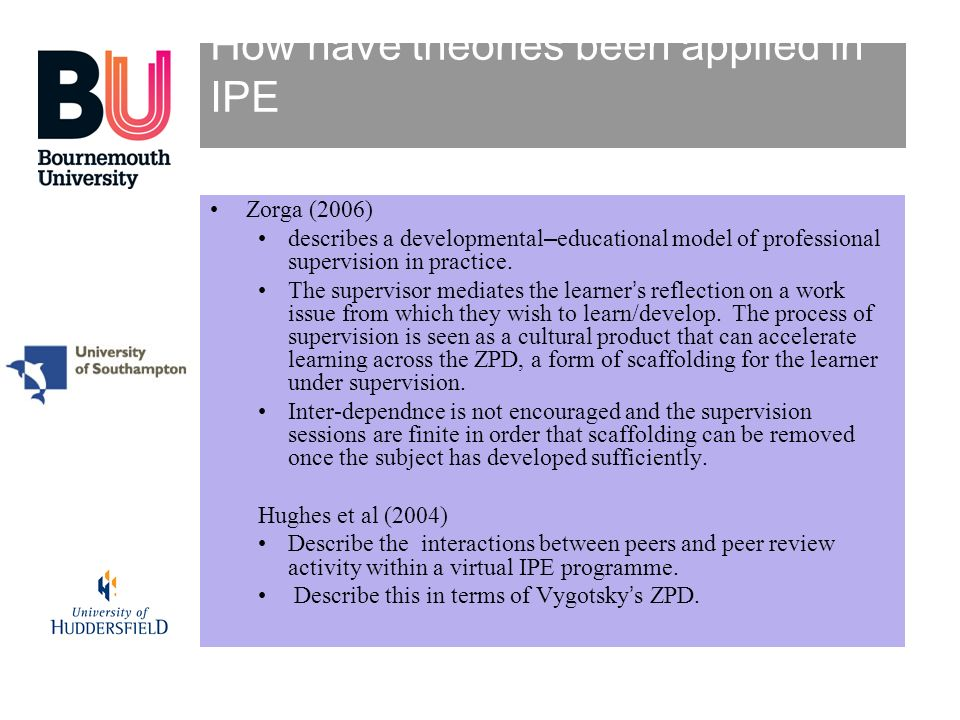 How have theories been applied in IPE