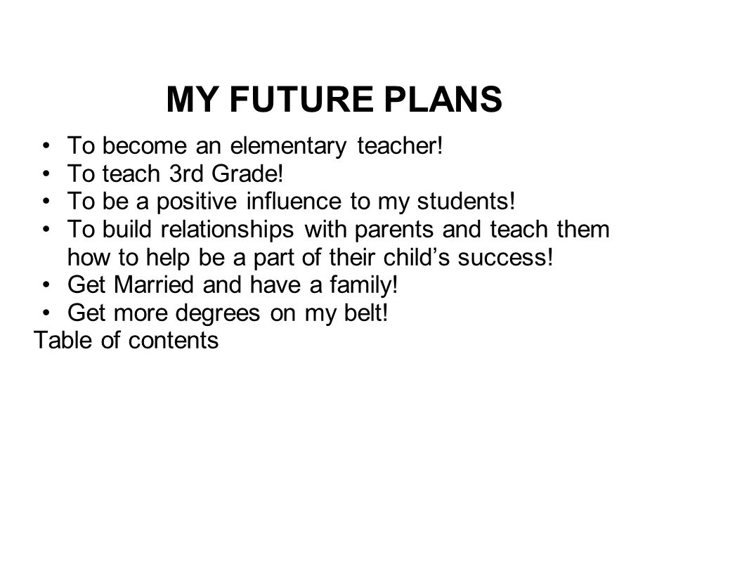 my future plan is pilot At my future: my life we believe it's your life and that you should have the opportunity to access the assistance needed to think about, prepare for and plan the life you want after school.