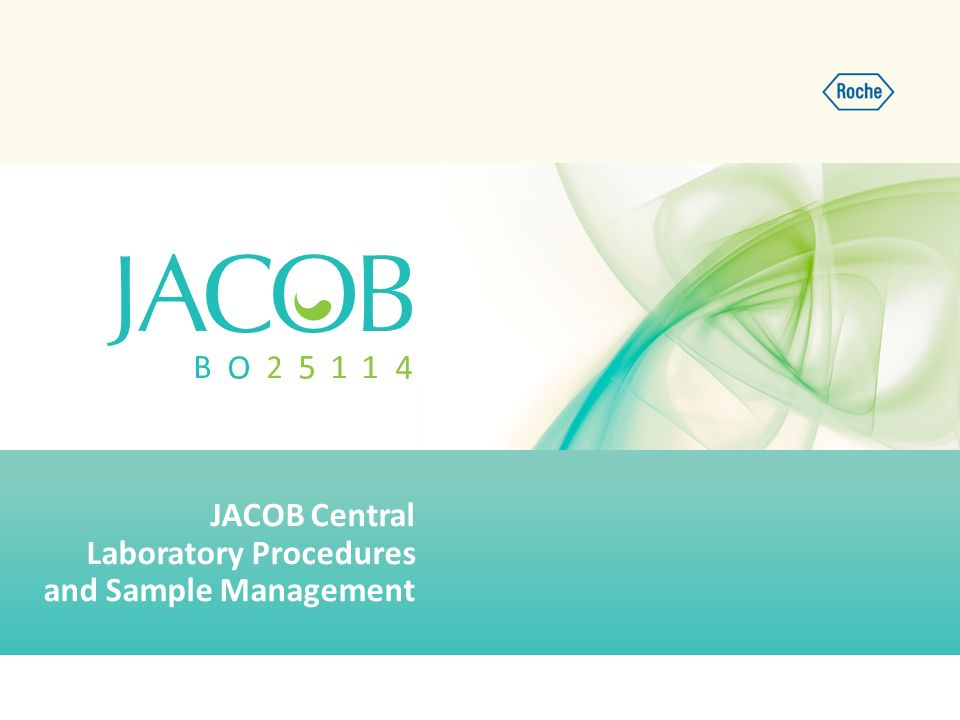 Jacob Central Laboratory Procedures And Sample Management - Ppt