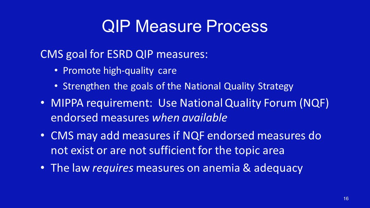 Update Cms Surveys And The Qip Measures Ppt Video Online Download