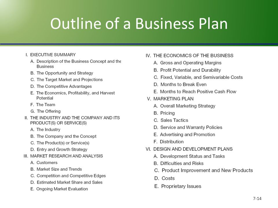 An outline of the chapter 11 business bankruptcy process