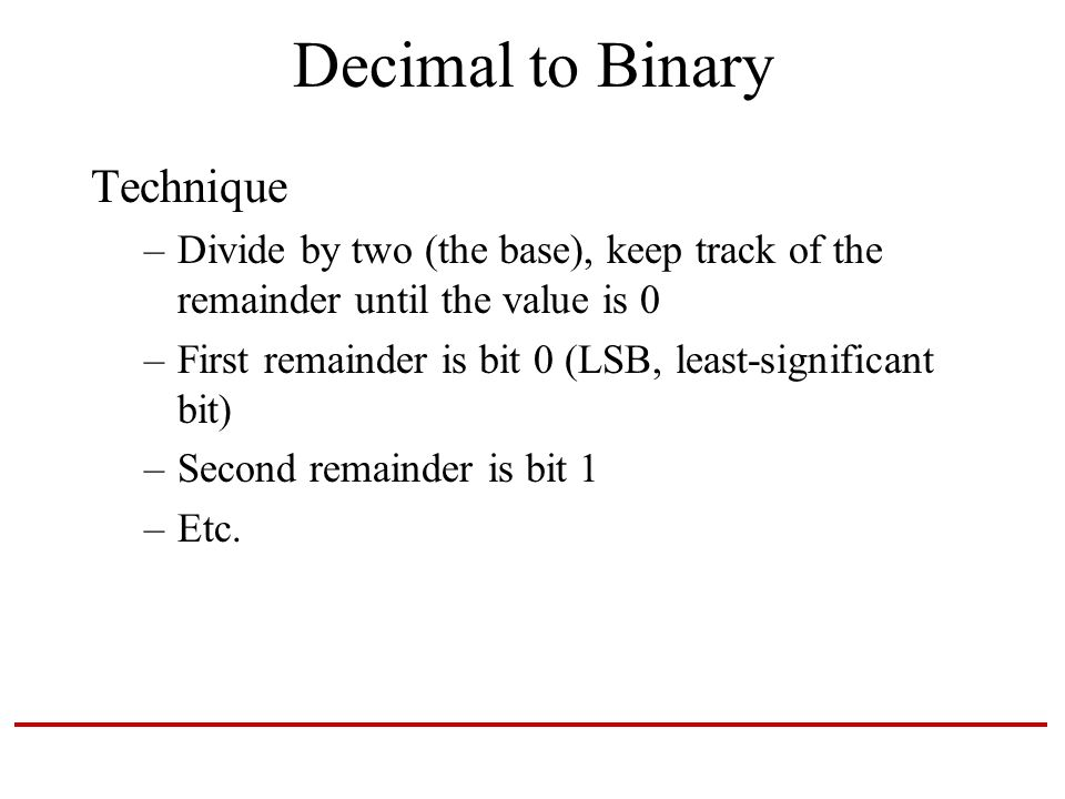 Jul 12,  · How to Subtract Binary Numbers Two Methods: Using the Borrow Method Using the Complement Method Community Q&A Subtracting binary numbers is a bit different than subtracting decimal numbers, but by following the steps below, it can be just as easy or even easier%(69).