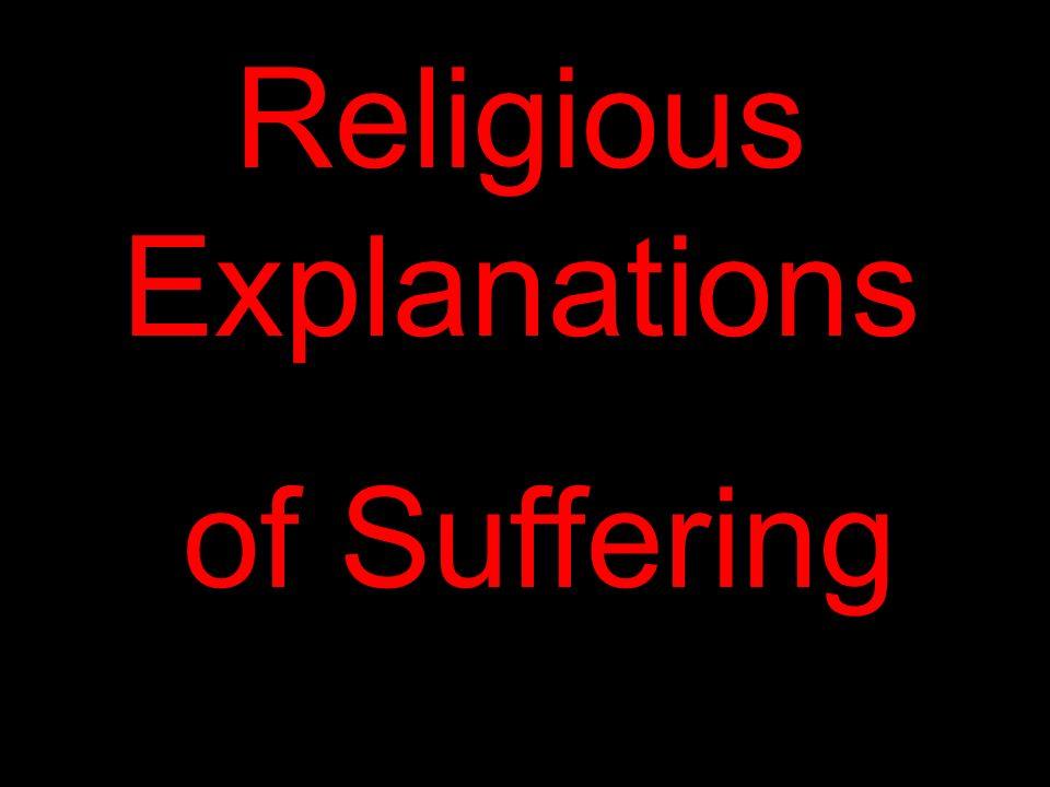 Religious Explanations