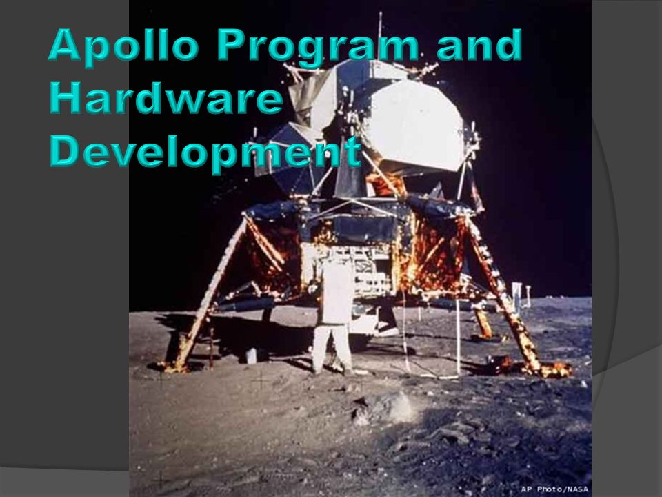 Apollo Program and Hardware Development