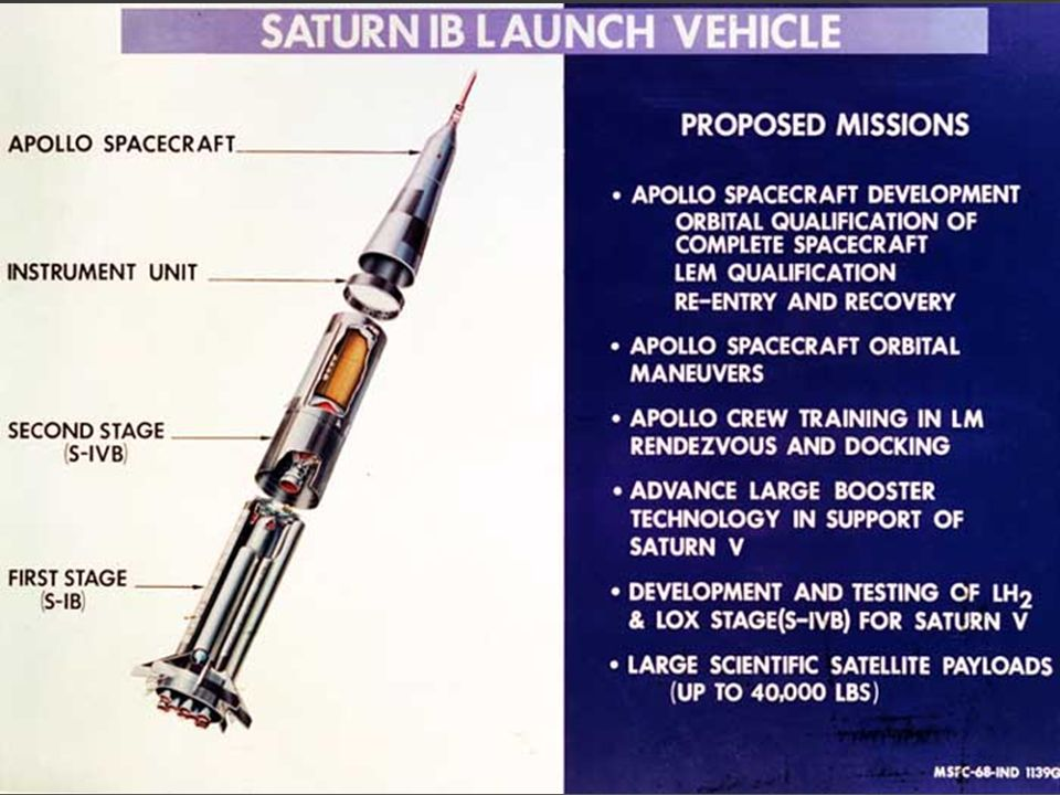 Saturn 1 construction at NASA Michoud, LA plant