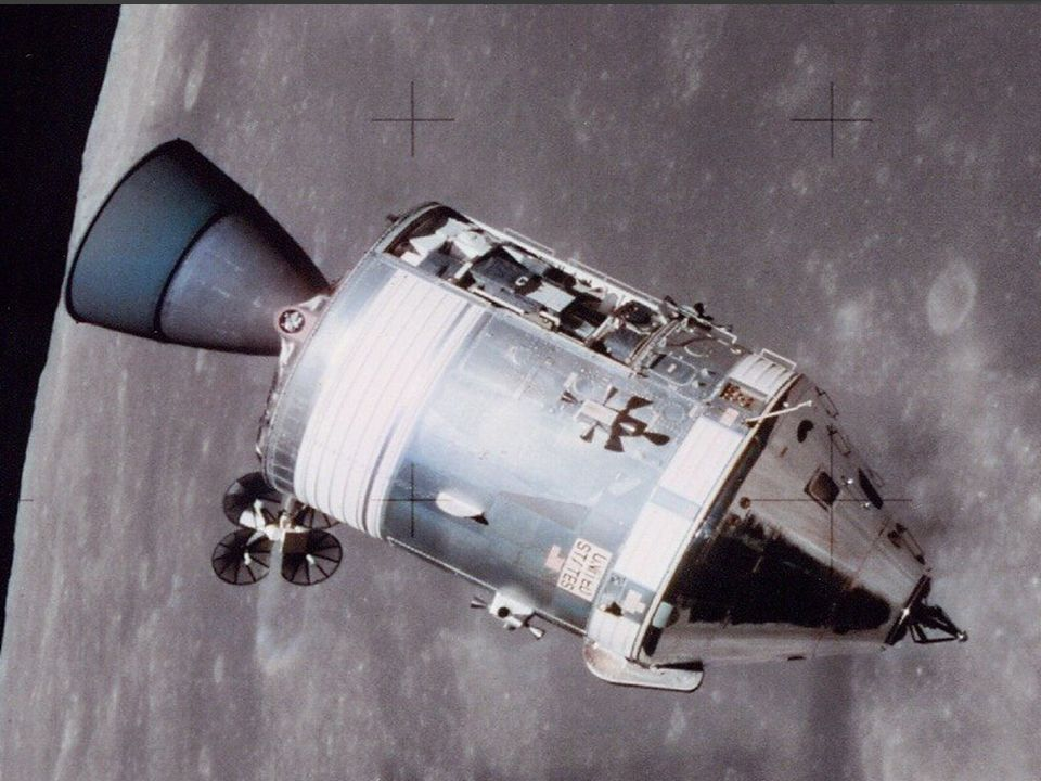 Apollo Flight Hardware