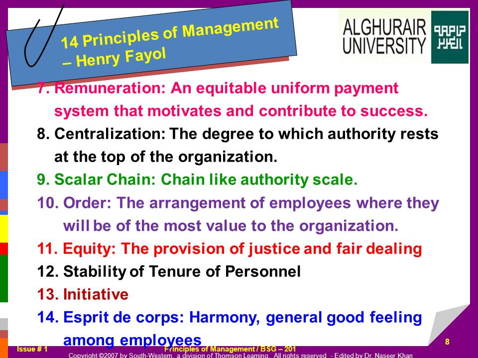 henri fayols 14 principles of management
