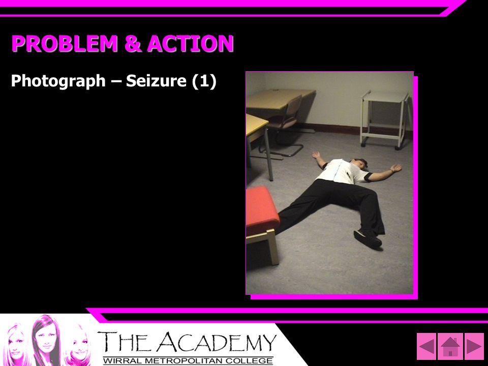 PROBLEM & ACTION Photograph – Seizure (1)