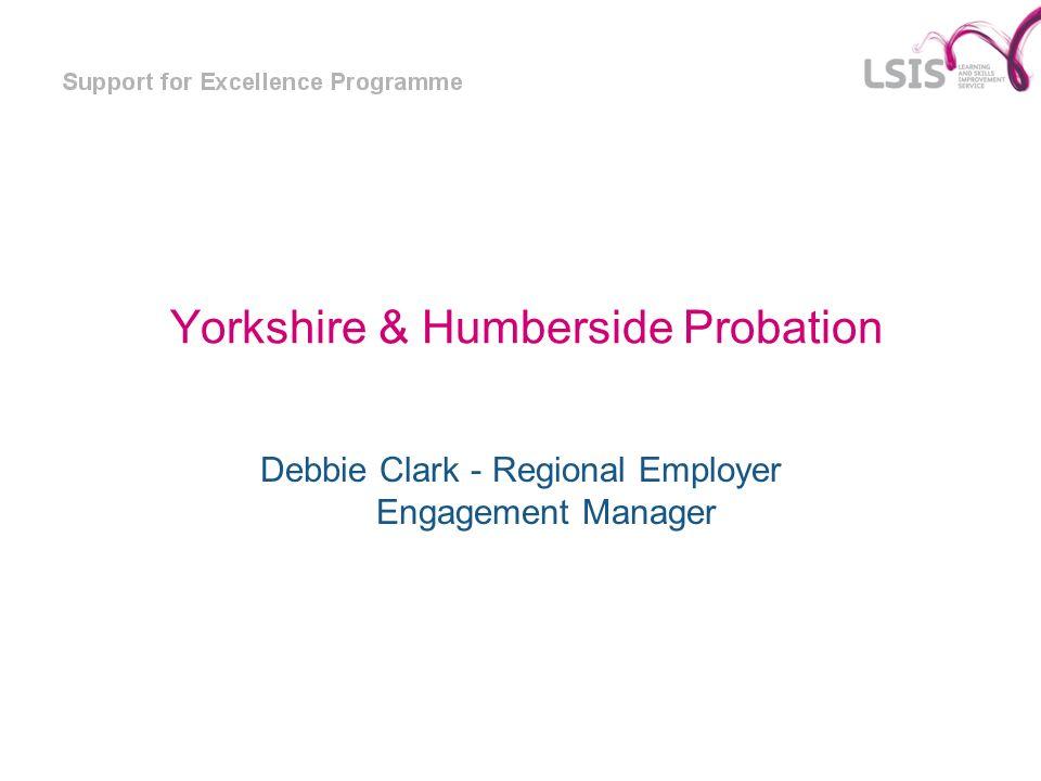 Yorkshire & Humberside Probation