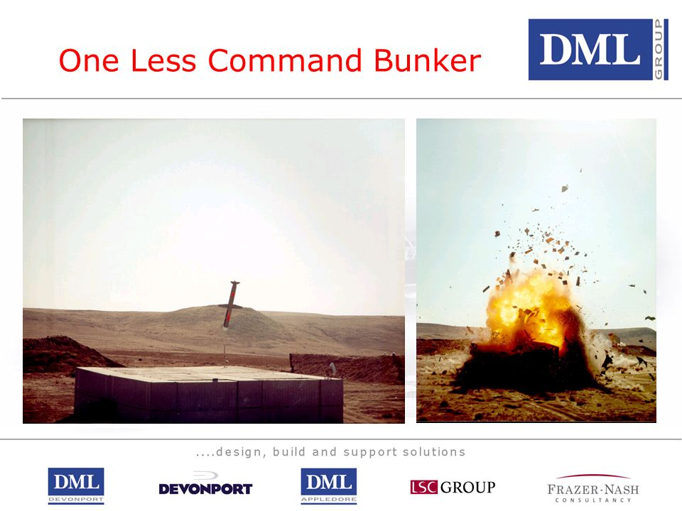 One Less Command Bunker