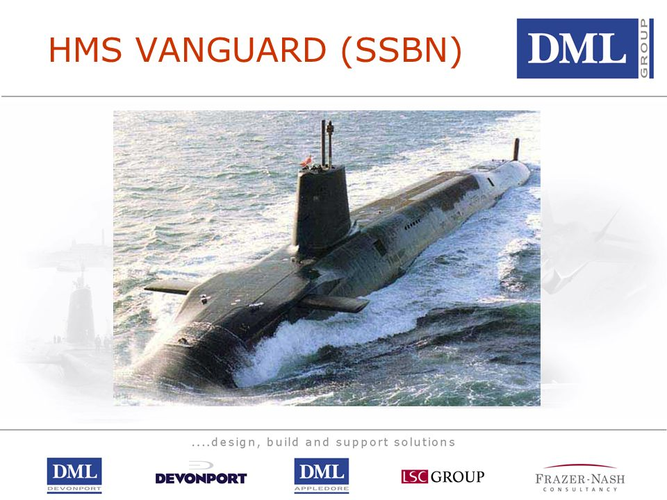 HMS VANGUARD (SSBN)