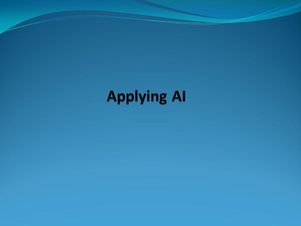 Applying AI