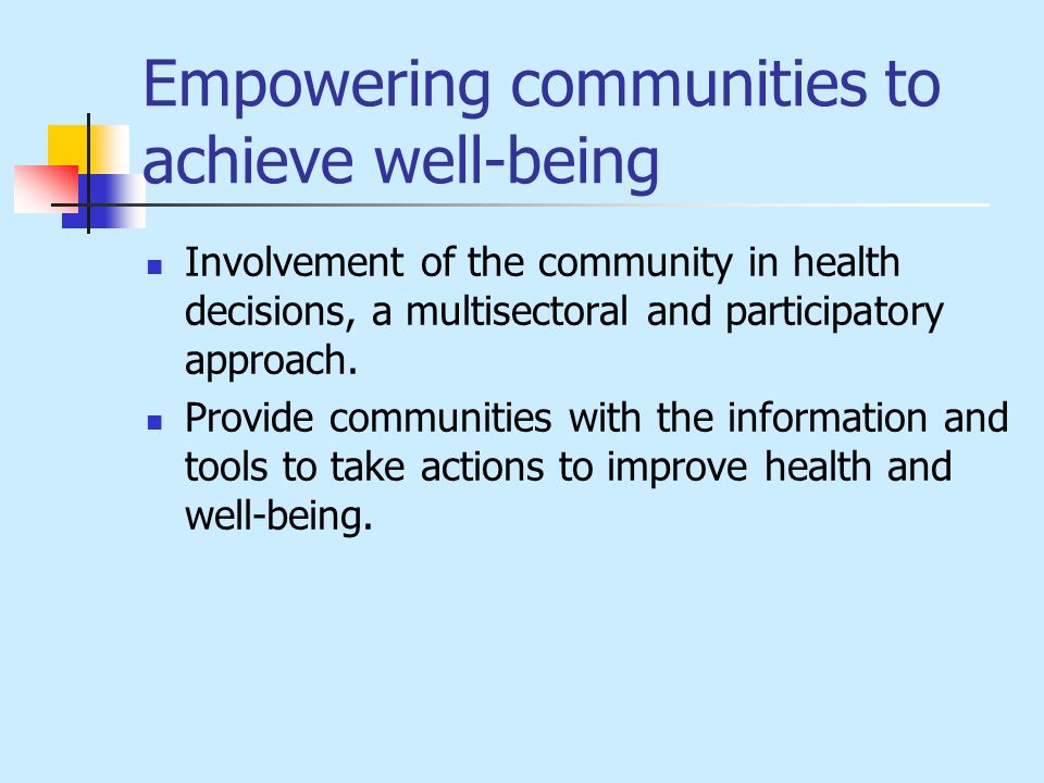 plan to improve health and well being Strategies and actions to improve health and wellbeing the plan outlines a range of priorities for the region's focus over the next 5 years the plan will be .