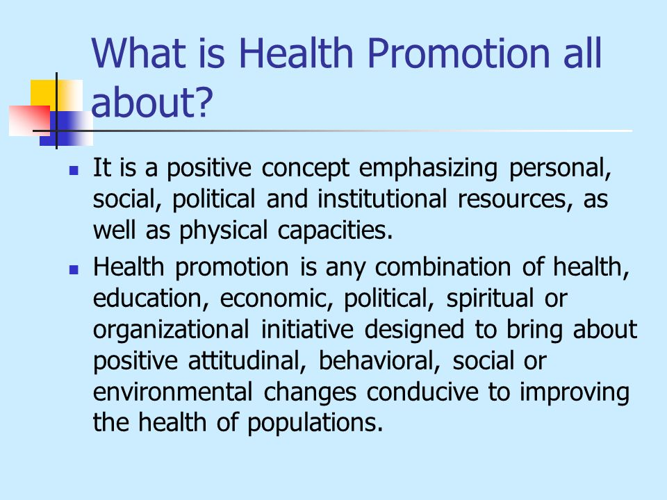family health promotion 3 educate and counsel patients and families effectively in disease management, disease prevention, and health promotion skills, with the goal of shared decision.