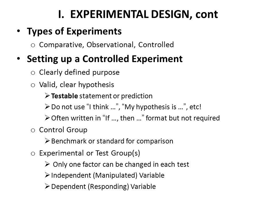 magnificent experimental design template composition certificate