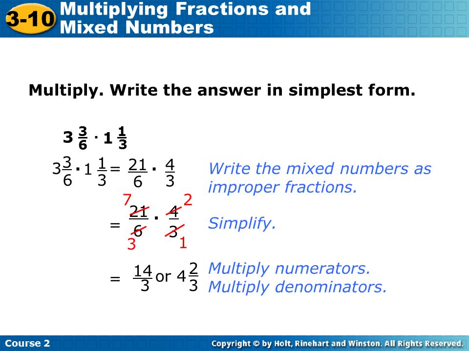 Mixed Number to Improper Fraction Calculator