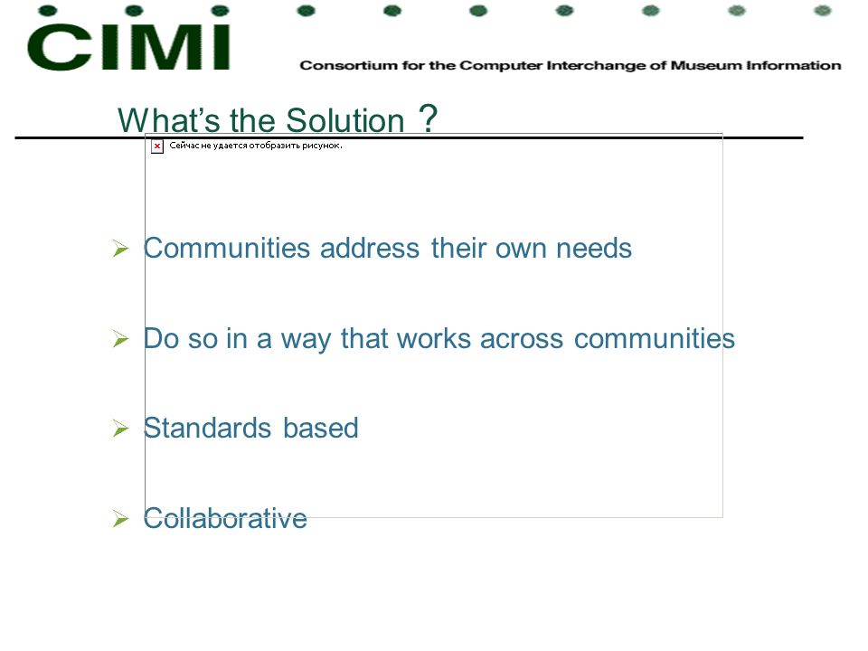 What's the Solution Communities address their own needs