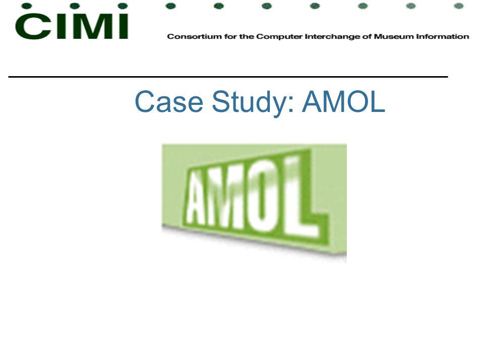 Case Study: AMOL