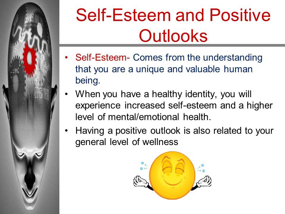 Self-Esteem and Positive Outlooks