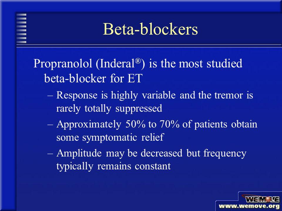 Propranolol Side Effects In Babies